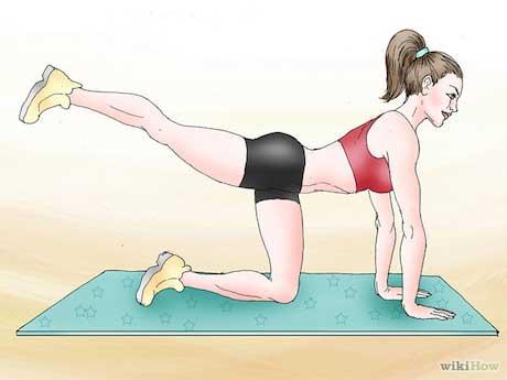 ejercicios para fortalecer glúteos