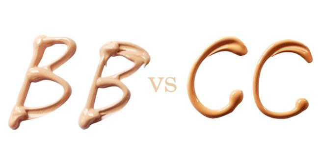 bb cream cc cream comparativa