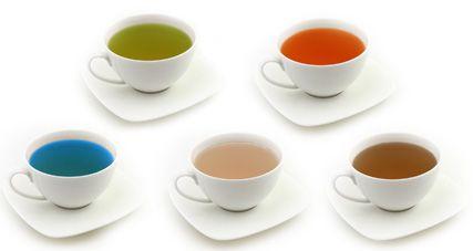 Tipos de té y sus beneficios en una dieta