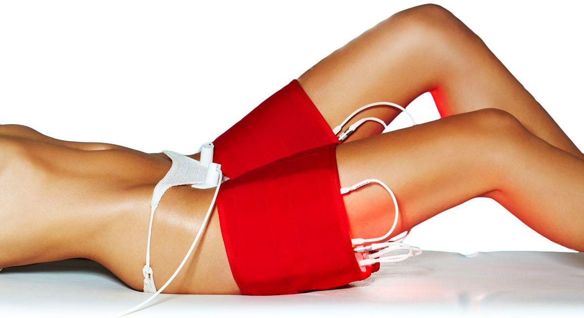 presoterapia para las piernas