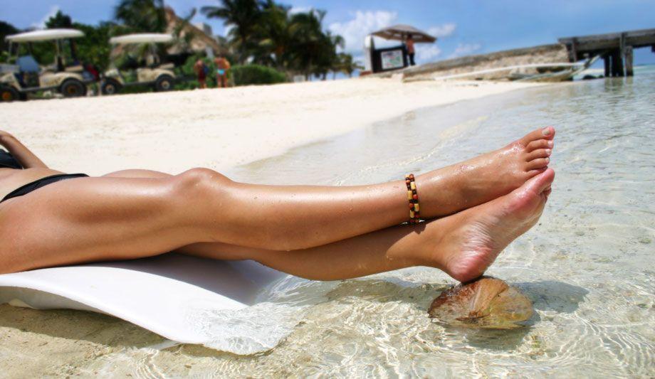 depilacion laser piernas morenas en verano